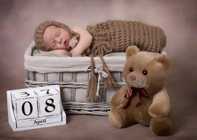 Neugeborenen Fotografie Bildraum Studios