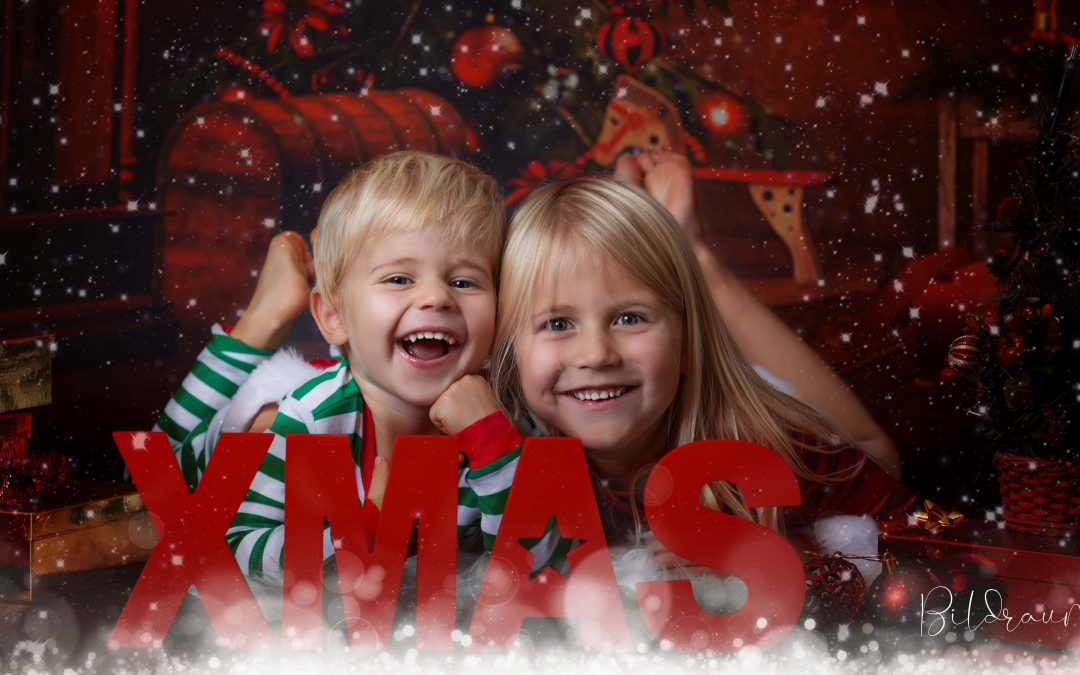 Grosses Kinder – Weihnachtsshooting